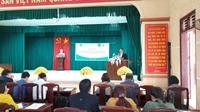 """Hội thảo giới thiệu về các hoạt động và kết quả của Dự án """"Các phương pháp tiếp cận dựa vào thị trường nhằm cải thiện mức độ an toàn của thịt lợn ở Việt Nam"""""""