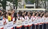 Báo cáo giải Bóng chuyền các trường đại học, học viện và cao đẳng khu vực Hà Nội năm 2020