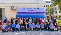 Dự án GCP GLO 712 JPN Khóa tập huấn Quản lí chất lượng và marketing thực phẩm chú trọng dinh dưỡng  cho các doanh nghiệp vừa và nhỏ