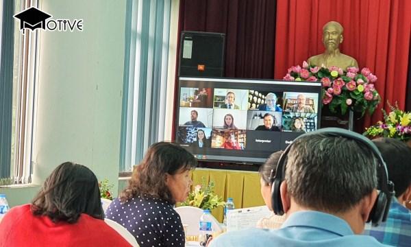 Hiệp hội các trường đại học AlmaLaurea tham gia cuộc họp qua phần mềm trực tuyến