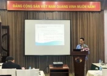 Ông Bách Văn Hạnh, Tổng cục Thủy sản chia sẻ về tổ chức sản xuất thủy sản đáp ứng các quy định EVFTA