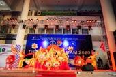 """Ấn tượng đêm gala """"The Beginning 2020"""" – Chào tân sinh viên khoá 65 Khoa Kinh tế và Phát triển nông thôn, Học viện Nông nghiệp Việt Nam"""