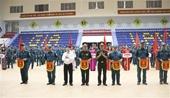 Ban chỉ huy quân sự Học viện Nông nghiệp Việt Nam – Hoạt động thiết thực chào mừng ngày 22 tháng 12