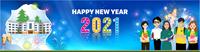 Thư chúc mừng năm mới