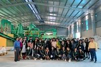 """Hoạt động kiến tập của sinh viên Kế toán K65 Học viện Nông nghiệp Việt nam """"Trải nghiệm thực tế để khẳng định sự đúng đắn trong lựa chọn ngành học"""""""