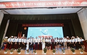 Chào mừng kỷ niệm 71 năm ngày truyền thống học sinh, sinh viên và Hội Sinh viên Việt Nam 09 01 1950-09 01 2021