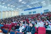 Hơn 400 học sinh Trường THPT Nam Trực, Nam Định đến tham quan, trải nghiệm tại Học viện Nông nghiệp Việt Nam