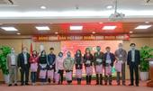 Công đoàn Học viện Nông nghiệp Việt Nam tổ chức nhiều hoạt động chăm lo Tết cho cán bộ, viên chức và người lao động