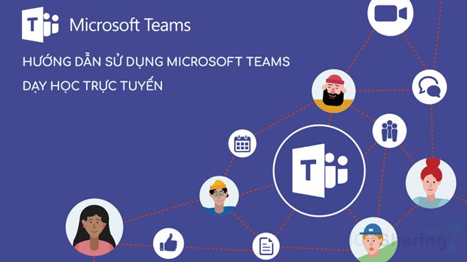 Học viện thực hiện dạy học trực tuyến trên phần mềm Microsoft Teams