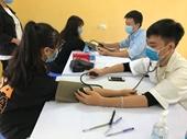 Đôi nét về Trạm Y tế Học viện Nông nghiệp Việt Nam nhân ngày 27 2 – ngày Thầy thuốc Việt Nam