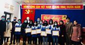 Tổ chức hướng nghiệp và trao giải Cuộc thi tìm hiểu về HVN tại huyện Quảng Hòa, tỉnh Cao Bằng  HVN