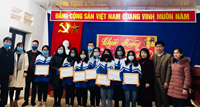 """Trao giải Cuộc thi """"Tìm hiểu về Học viện Nông nghiệp Việt Nam"""""""