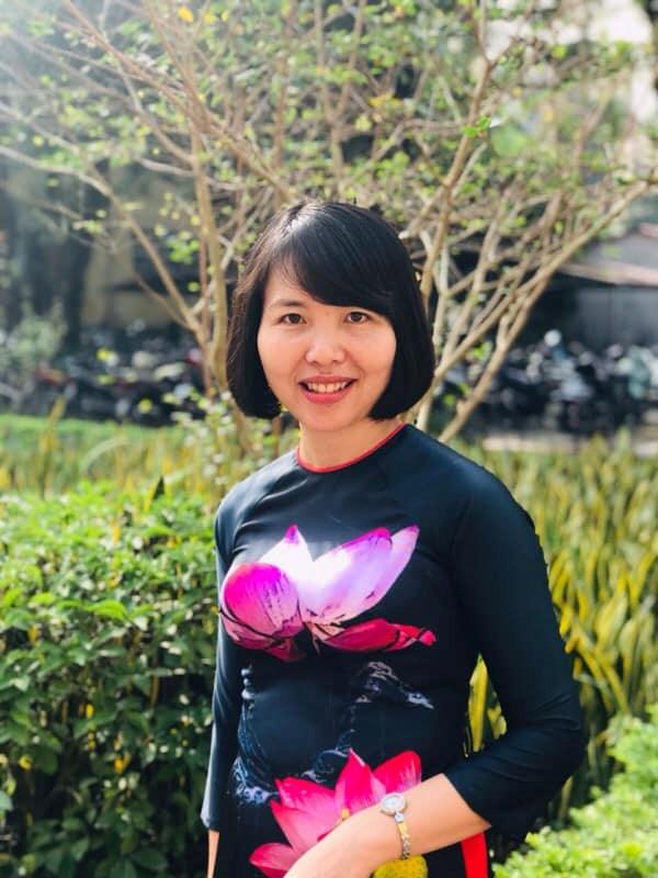 PGS.TS Trần Thị Định - Giảng viên ưu tú Khoa Công nghệ thực phẩm, Học viện Nông nghiệp Việt Nam.