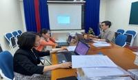 Khoa Công nghệ thông tin tổ chức bảo vệ khóa luận tốt nghiệp thời Covid 19