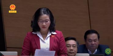 Nữ đại biểu dân cử với khát vọng nền nông nghiệp 4 0