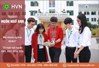 Giới thiệu ngành Ngôn ngữ Anh tại Học viện Nông nghiệp Việt Nam