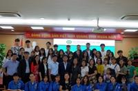 Khoa Công nghệ sinh học tổ chức tiếp đón đoàn trường THPT Minh Châu, tỉnh Hưng Yên đến tham quan, trải nghiệm tại Học viện Nông nghiệp Việt Nam