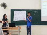 Sinh viên Học viện được tiếp cận với môi trường mới về đào tạo kỹ năng mềm