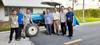 Hợp tác nghiên cứu sản xuất chế tạo máy kéo với công ty cổ phần ô tô Trường Hải