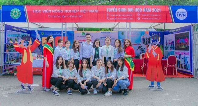 Gian tư vấn của Học viện Nông nghiệp Việt Nam…