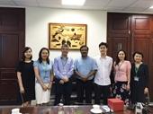 Chuyến thăm đầu tiên của Đại sứ quán Ấn Độ đến Học viện Nông nghiệp Việt Nam