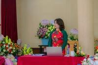Lễ bảo vệ luận án cấp Học viện của nghiên cứu sinh Nguyễn Thị Huyền, chuyên ngành Bệnh lý học và chữa bệnh vật nuôi