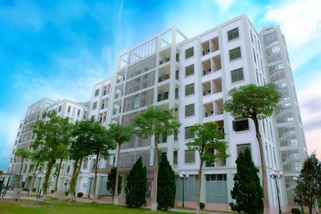 KTX Học viện Nông nghiệp Việt Nam có cơ sở vật chất khang trang, hiện đại