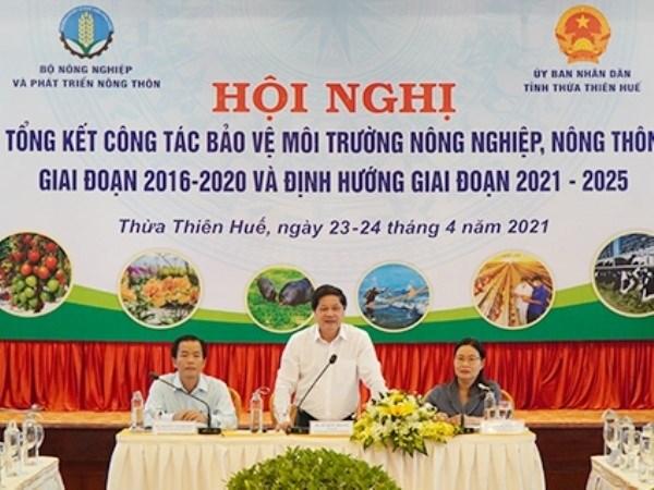 Thứ trưởng Lê Quốc Doanh phát biểu tại cuộc họp