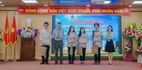"""Lễ trao giải cuộc thi """"Tìm hiểu về Học viện Nông nghiệp Việt Nam"""", """"Tìm hiểu về Tết trồng cây"""" và """"Tìm hiểu về công tác tuyển sinh đại học năm 2021"""""""