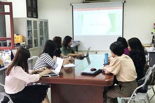 Bộ môn Xã hội học, Học viện Nông nghiệp Việt Nam trao đổi đề cương môn học