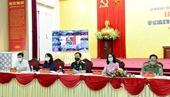 Ứng cử viên đại biểu Quốc hội tiếp xúc cử tri huyện Thạch Thất, Hà Nội