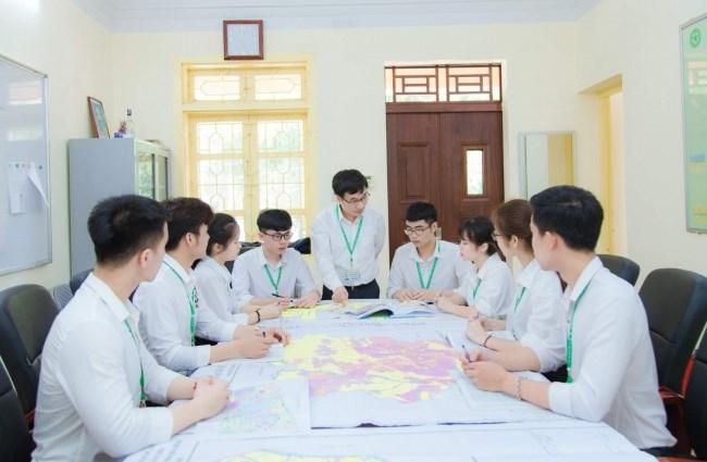 Hướng dẫn sinh viên thảo luận nhóm xây dựng phương án Quy hoạch sử dụng đất