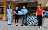 Khoa Chăn nuôi hỗ trợ Bắc Giang 30 giường bệnh tiêu chuẩn