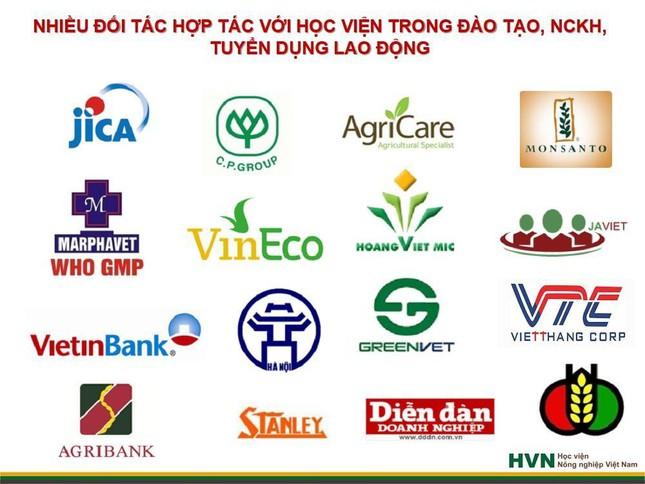 Hàng năm, Học viện Nông nghiệp Việt Nam trao 30 tỷ đồng học bổng cho sinh viên.