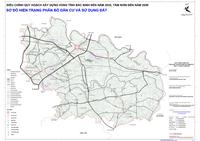 Kết quả dự án  Lập quy hoạch khu, vùng sản xuất nông nghiệp ứng dụng công nghệ cao trên địa bàn huyện Lương Tài, tỉnh Bắc Ninh đến năm 2030