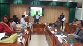 Khoa Kinh tế và Phát triển nông thôn Hợp tác quốc tế gắn với giảng dạy, nghiên cứu khoa học và chuyển giao công nghệ