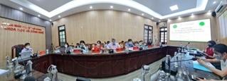 Nghiệm thu đề tài khoa học công nghệ thực hiện tại tỉnh Hải Dương