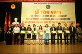 Doanh sách các đơn vị thỏa thuận hợp tác với Học viện nông nghiệp Việt Nam giai đoạn 2019 - 2013