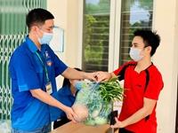 Học viện Nông nghiệp Việt Nam Ấm áp những tấm lòng sẻ chia trong mùa dịch COVID-19
