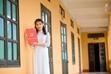 Nữ sinh Hải Dương trở thành tân sinh viên Học viện Nông nghiệp Việt Nam