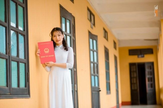 Nữ sinh Hải Dương trở thành tân sinh viên Khoa Cơ-Điện Học viện Nông nghiệp Việt Nam