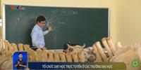Tổ chức dạy học trực tuyến tại Học viện Nông nghiệp Việt Nam