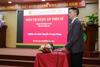 Nghiên cứu sinh Nguyễn Chung Thông đã bảo vệ thành công luận án Tiến sĩ cấp Học viện