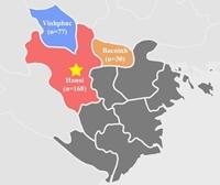 Sự lưu hành của virus gây bệnh bạch huyết trên bò ở miền Bắc Việt Nam