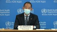 Giám đốc WHO Tây Thái Bình Dương Việt Nam là tấm gương điển hình đẩy lùi dịch COVID-19