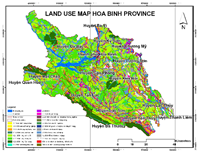Agroforestry System in Hoa Binh province