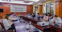 Vietnam National University of Agriculture participating in the project on strengthening human resources in the livestock industry in Vietnam with the financial support from the Korea International Cooperation Agency KOICA