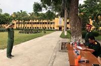 Lịch thi môn GDQP đợt 04 của học kỳ 1 năm học 2020 – 2021 tham thi trực tuyến K65