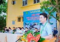 Hội thao, hội thi của sinh viên K64 khóa IX tại KTX C4 năm học 2019-2020