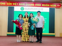 Lễ bảo vệ luận án tiến sĩ của NCS Nguyễn Thị Loan, chuyên ngành Quản lý đất đai